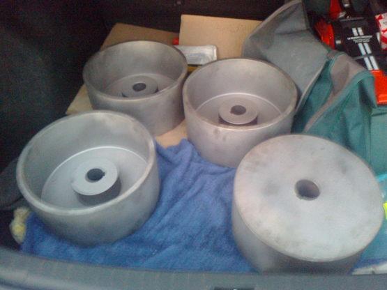 Изготовление крановых тормозов